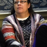 Kim Davis' Icy State of the Union Glare